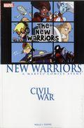 Civil War Prelude The New Warriors TPB (2015 Marvel) 1-1ST