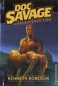 Doc Savage The Frightened Fish HC (2015 Moonstone Novel) 1-1ST