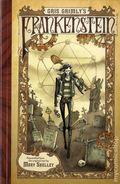 Gris Grimly's Frankenstein SC (2013 HarperCollins) 1-REP