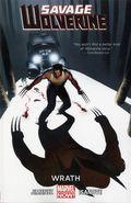 Savage Wolverine TPB (2014 Marvel NOW) 3-1ST