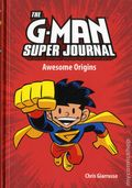 G-Man Super Journal HC (2015 Amp) Awesome Origins 1-1ST