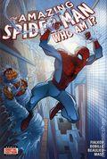 Amazing Spider-Man Who Am I? HC (2015 Marvel) 1-1ST