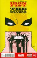 Iron Fist Living Weapon (2014) 9