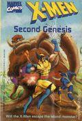 X-Men Second Genesis SC (1994 A Bullseye Book) 1-1ST