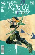 Robyn Hood (2014 Zenescope) 2nd Series Ongoing Grimm Fairy Tales 7A