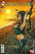 Robyn Hood (2014 Zenescope) 2nd Series Ongoing Grimm Fairy Tales  7D