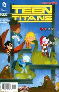 Teen Titans (2014 5th Series) 7B