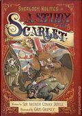 Sherlock Holmes in A Study in Scarlet HC (2015 HarperCollins) 1-1ST