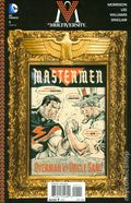 Multiversity Mastermen (2015) 1A