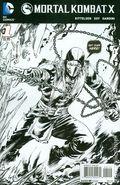 Mortal Kombat X (2014 DC) 1D