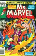 Ms. Marvel (1977 1st Series) Mark Jewelers 6MJ