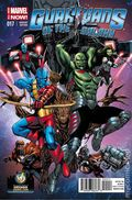 Guardians of the Galaxy (2013 3rd Series) 17CHICAGO