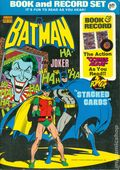 Batman Book and Record Set (1975 Power Records/Peter Pan) 27AN