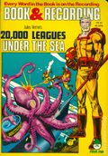 20,000 Leagues Under The Sea Book and Record Set (1975 Peter Pan/Power Records) 42R-1ST