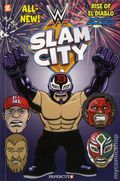 WWE Slam City GN (2014 Papercutz) 2-1ST