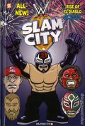 WWE Slam City HC (2014 Papercutz) 2-1ST