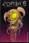 Zombre GN (2015 A Borderline Press Undead Anthology) 1-1ST
