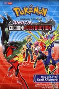 Pokemon the Movie Diancie and the Cocoon of Destruction GN (2015 Pefect Square Digest) 1-1ST