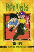 Ranma 1/2 TPB (2014 Viz) 2-in-1 Edition 13-14-1ST