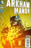Arkham Manor (2014) 5