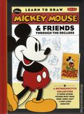 Learn to Draw Mickey Mouse and Friends Through the Decades HC (2015 Walter Foster) 1-1ST
