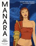 Manara Library HC (2011-2014 Dark Horse) 6-1ST