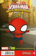 Ultimate Spider-Man Web Warriors (2014) Marvel Universe 4