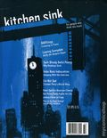 Kitchen Sink Magazine SC (2002-2007 Neighbor Lady Community Arts) 4-1ST