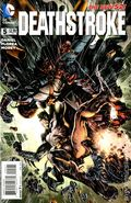 Deathstroke (2014 DC 2nd Series) 5B