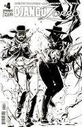 Django Zorro (2014 Dynamite) 4E