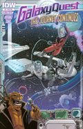 Galaxy Quest The Journey Continues (2015 IDW) 2SUB