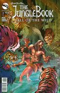 Grimm Fairy Tales Jungle Book Fall of the Wild (2014 Zenescope) 3D