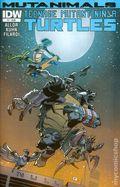 Teenage Mutant Ninja Turtles Mutanimals (2015 IDW) 1