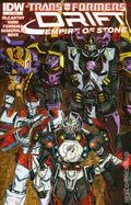 Transformers Drift Empire of Stone (2014 IDW) 4
