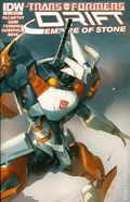 Transformers Drift Empire of Stone (2014 IDW) 4SUB