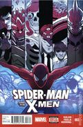 Spider-Man and the X-Men (2014) 3A
