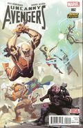 Uncanny Avengers (2014 Marvel) 2nd Series 2A