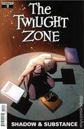 Twilight Zone Shadow & Substance (2015 Dynamite) 2A