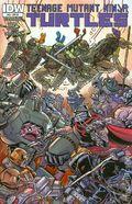 Teenage Mutant Ninja Turtles (2011 IDW) 43RI