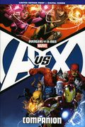 Avengers vs. X-Men Companion HC (2013 Marvel) 1-1ST