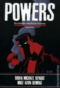 Powers HC (2006-2017 Marvel/Icon) The Definitive Collection 1-REP