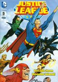 Justice League (2011) General Mills Presents 5U