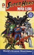 DC Comics Super-Hero Mad Libs SC (2015 Price/Stern/Sloan) 1-1ST