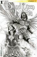 Blood Queen vs. Dracula (2015 Dynamite) 1F