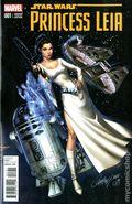 Star Wars Princess Leia (2015 Marvel) 1C
