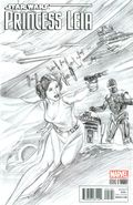 Star Wars Princess Leia (2015 Marvel) 1E