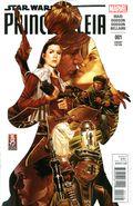 Star Wars Princess Leia (2015 Marvel) 1F