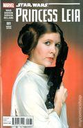 Star Wars Princess Leia (2015 Marvel) 1J