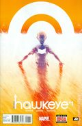 All New Hawkeye (2015) 1A