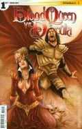 Blood Queen vs. Dracula (2015 Dynamite) 1B
